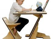 desk bureau modulable pour enfant