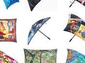 Parapluie Delos Abritez-vous sous oeuvre d'art