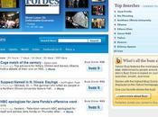 Yahoo! lancer Buzz, concurrent Digg
