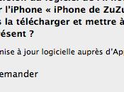 Apple libère 4.3.5