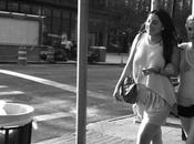 Anna Paquin dans rues York!