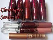 produits pour lèvres marque Innoxa