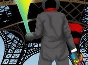 voleur couleurs face tour Eiffel