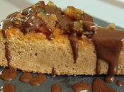 Moelleux farine châtaignes-gâteau Corse