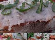 Tartinade aubergines parmesan basilic