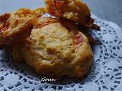 Cookies chorizo/chèvre