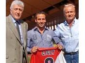Ludovic Giuly signe Monaco