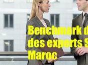 Benchmark salaires experts Maroc