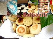 recette Batboutes farcies.