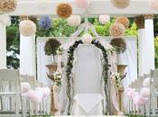 Pompons et….. decoration mariage?