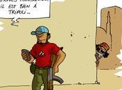 Colonel Kadhafi puis s'en vont