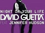 David Guetta feat. Jennifer Hudson Night Your life (son paroles)