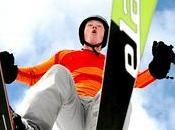Skier droit vers bonnes affaires