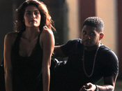 Photos Usher tourne clip secret