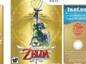 Arrivée Zelda Skyward Sword (ES) Angleterre