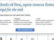 Trouver intégrer facilement nouvelles polices caractères votre site internet