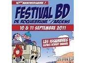 Festivals l'été 2011 (épisode