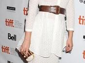 "look ""all white"" Leighton Meester tapis rouge"