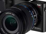 Samsung NX200 nouvel hybride