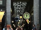 Passage panoramas Paris restaurant Coulisses.