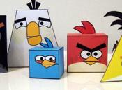 Papertoys Angry Birds