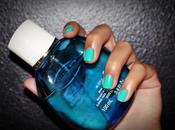 Nitro Vert trop bleu)