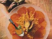 Carpaccio boeuf artichauts poivrades