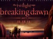 nouvelle affiche Breaking Dawn