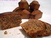 Mini cakes figues noix cajou