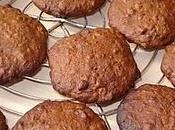 Cookies cacao pépites choco, avec lentilles dedans!