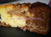 Gâteau marbré Chokotoff