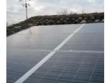 Naissance premier quartier 100% solaire, portes désert