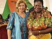 """Dominique Ouattara, propos lutte contre pauvreté femme """"C'est combat"""""""