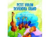 Petit violon deviendra grand théatre Marsoulan Paris