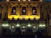 Théâtre Célestins hier soir