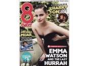 Emma Watson couverture Magazine 8Days