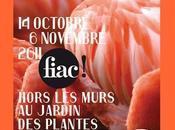 FIAC Hors murs, Jardin Plantes