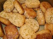 Biscuits purée d'amande