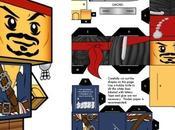 Jack Sparrow Lego Cubeecraft