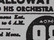 octobre 1949 Pearl Bailey Calloway attraction suuplémentaire City York