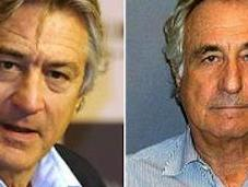 C'est Robert Niro interpretera Bernard Madoff