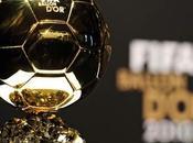 nominés pour Ballon d'Or 2011