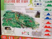 Trail Act. Station trail Pierre Chartreuse