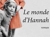 monde d'Hannah d'Ariane Bois