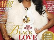 Tasha Smith couverture d'Essence pour fêtes noël
