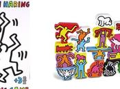 d'équilibre Keith Haring