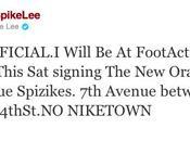 Spike signer Jordan Spiz'ike 'Knicks'