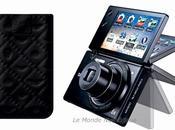 Appareil photo numérique Samsung MV800 édition limité Zadig Voltaire