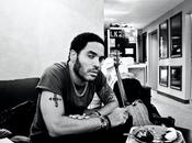 Lenny Kravitz album photo d'enfance lyric vidéo Black White America