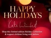 Golden Lancôme… collection Kate Winslet!